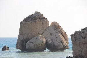 Petra tou Romiou - Afrodites fødested