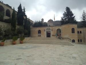 Neophytos munkekloster nær Paphos