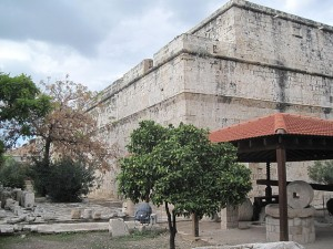 Limassol borg - 1 ud af 9 borge i Cypern