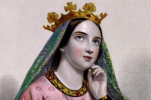 Richard Løvehjerte giftede sig med Berengaria of Navarre i Limassol efter at have besejret Cypern