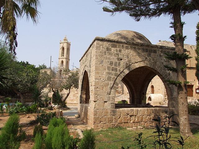 Det hellige kloster Ayia Napa (kilde: Wikimedia)