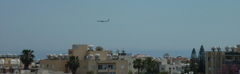 Flyv direkte til Cypern fra Danmark