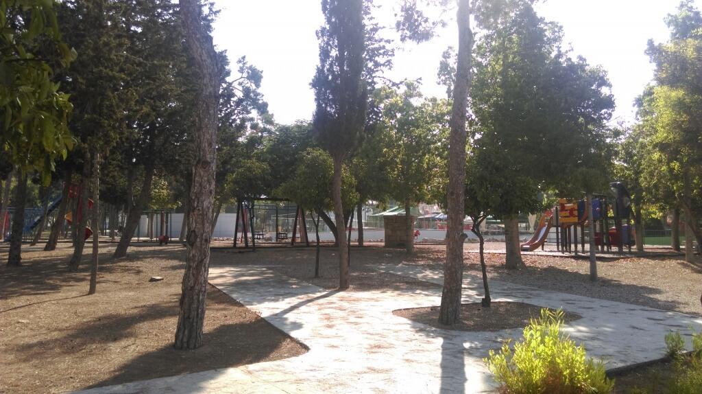 Legepladser i Cypern