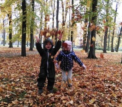 Efteråret har taget fat og vinteren banker still på døren i Estland.