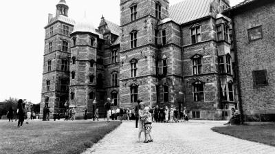 Lidt kulturel skal man være, her kigger vi forbi Rosenborg slot i KBH.